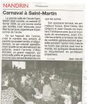2009 Carnaval à Saint-Martin