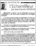 2007 L'échornifleur