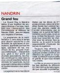2010 Grand Feu