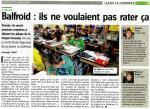 2013 - Dictée du Balfroid